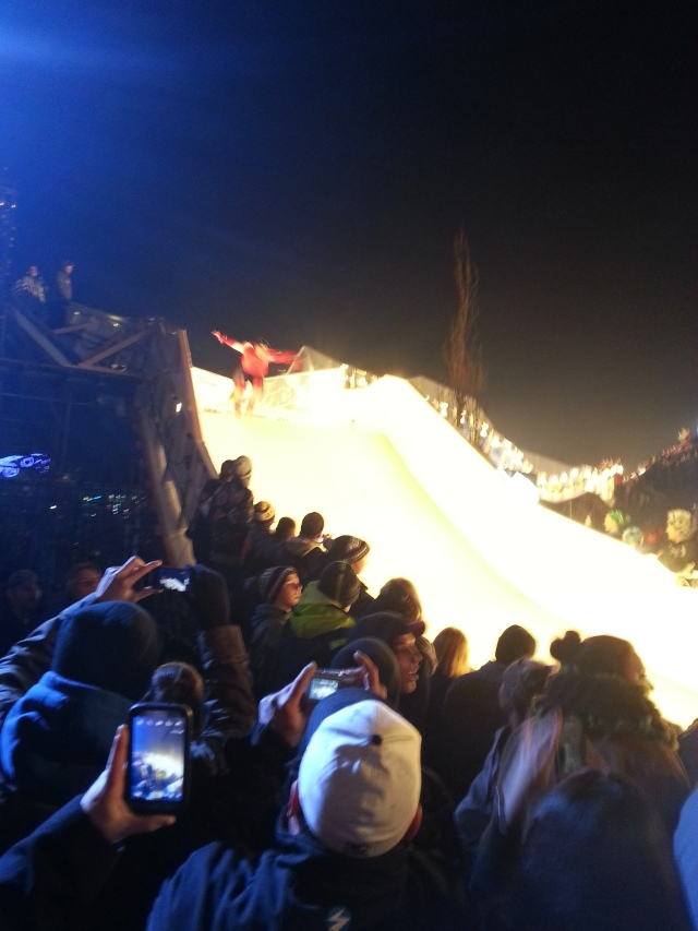 Red Bull Crashed Ice - Niagara Falls - Canada