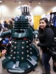 Toronto Comic Con - Dalek