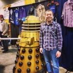 Toronto Comic Con - Doctor Who - Dalek