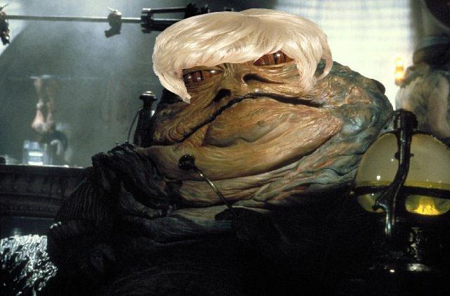Jabba the Hair