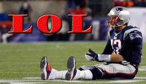 Brady LOL