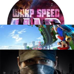 WSP Watch_Dogs/Mario Kart 8